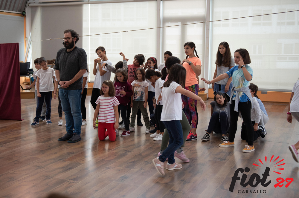 O FIOT abre o prazo de inscrición para o campamento infantil Noite Branca no Teatro