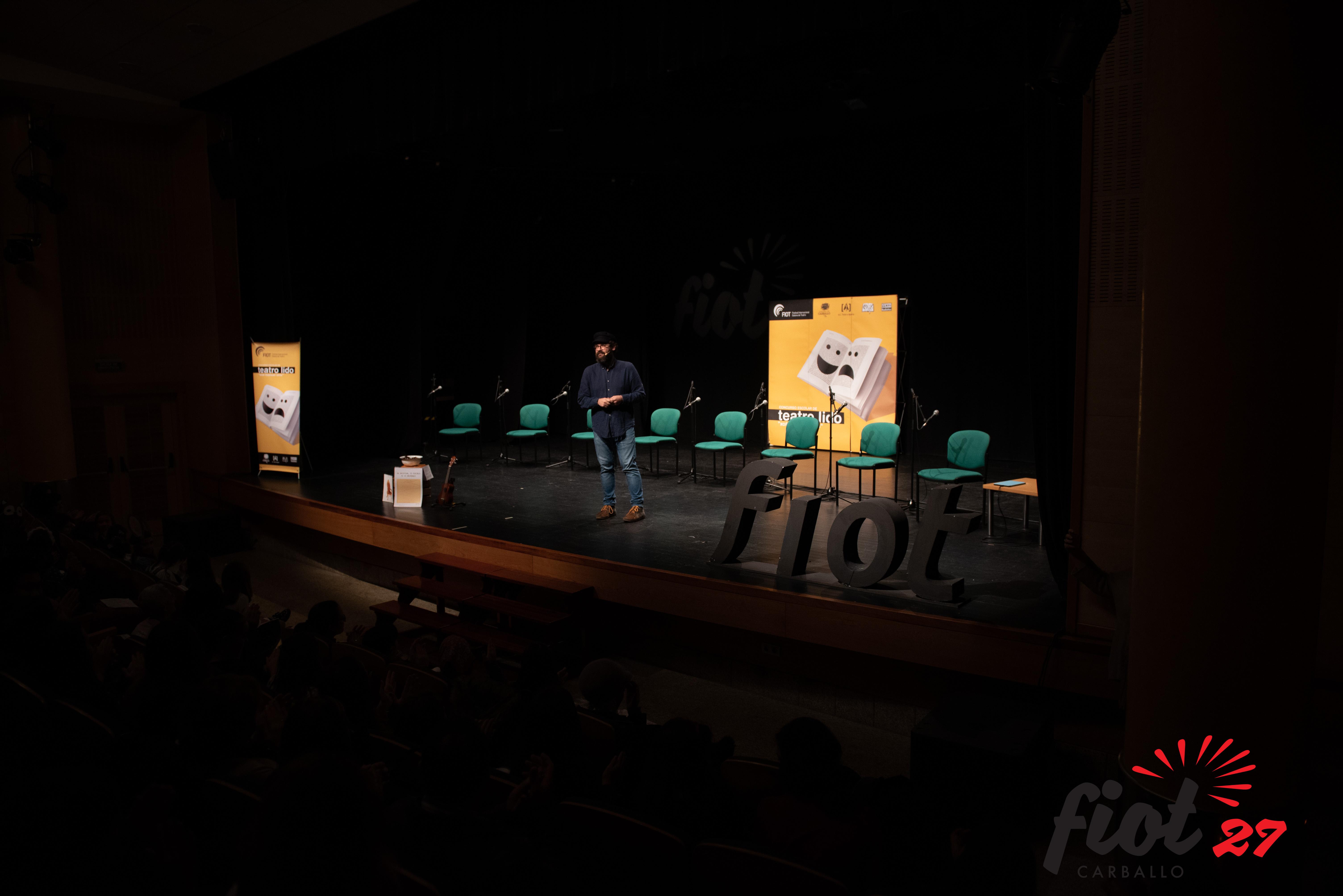 """Aberto o prazo de inscrición para o XIX Concurso Escolar Teatro Lido """"Xosé Manuel Eirís"""""""