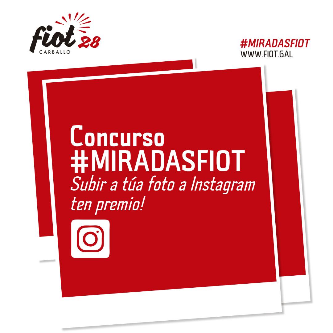 BASES CONCURSO INSTAGRAM #MIRADASFIOT