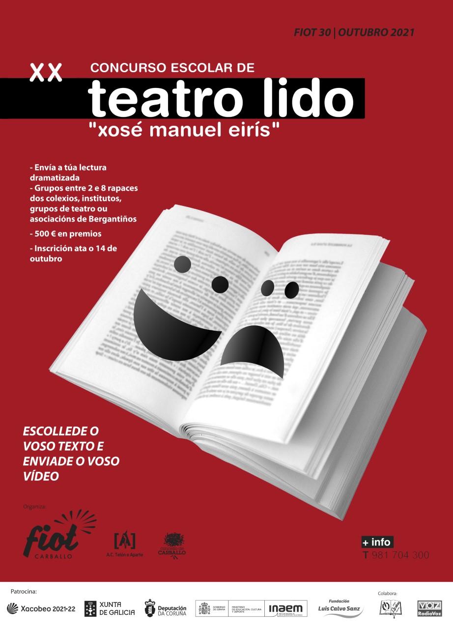 XX Certame de Teatro Lido Xosé Manuel Eirís